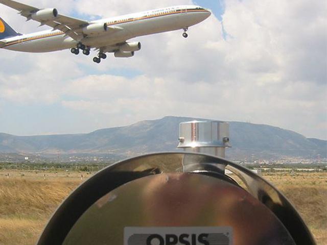 Мониторинг воздуха в аэропортах