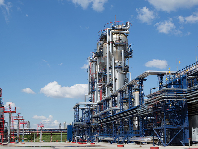 Мониторинг бензола на границе санитарной зоны