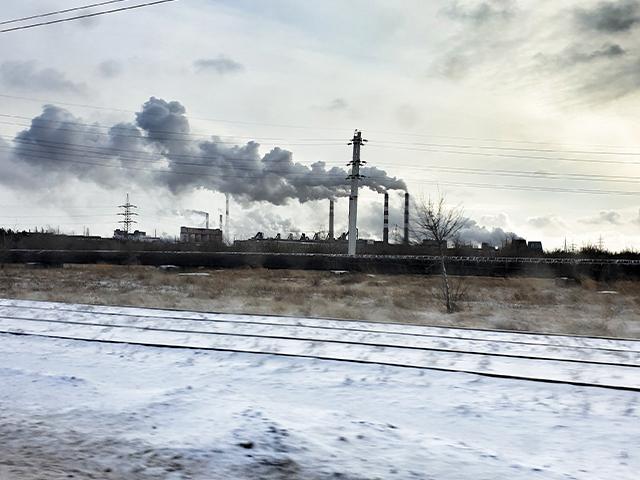 Мониторинг твердых частиц PM2.5/PM10