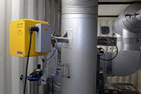 Система 400CS по сечению трубы